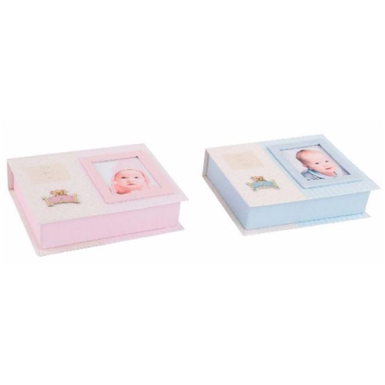 """Caja de nacimiento de Bebé """"Primeros pasos"""""""