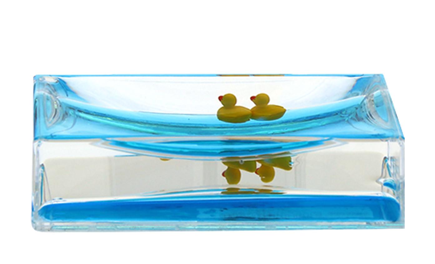 Soap dish Acrylic model Ducks