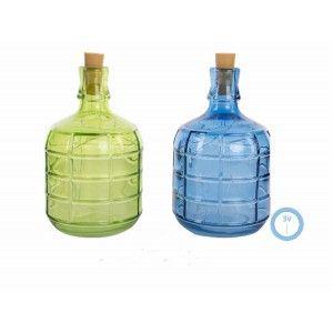 Bottle 6 led reflective glass