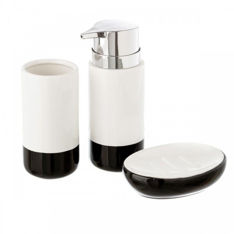 Accesorios 6 hogar y m s for Accesorios bano color blanco
