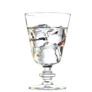 Set of 3 Glasses for Water, Crystal Model Invite