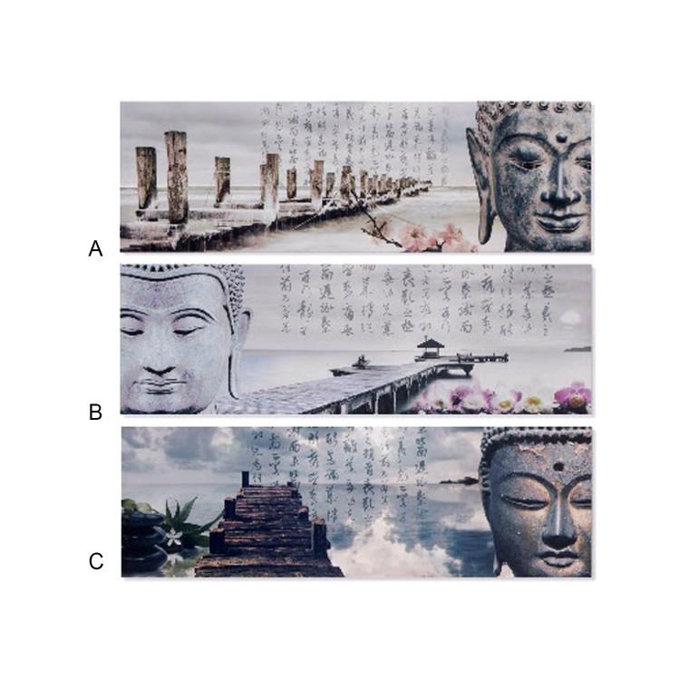 Cuadro decorativo para salón de Buda Hogar y mas