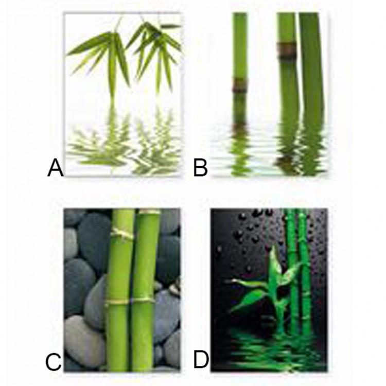 Cuadros decorativos Ecoflot Bambú 6 Modelos Hogar y mas