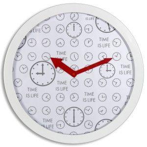 Reloj de Pared Acrílico