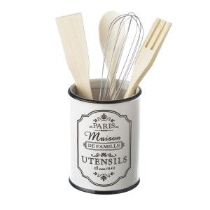 Porta utensils Paris Stoneware