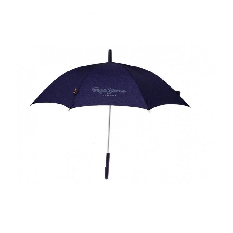 Paraguas Bastón Grande Automático Pepe Jeans