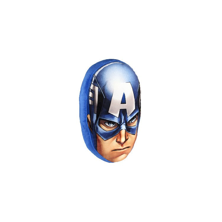 Cojín 3D Motivo de Capitán América Marvel