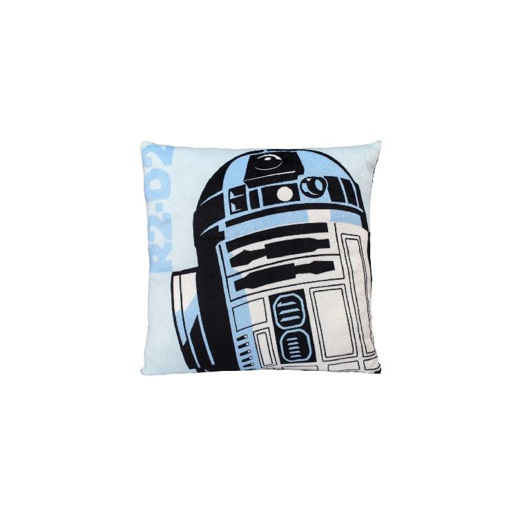 Cojín Infantil con Imagen de R2-D2 de Star Wars.