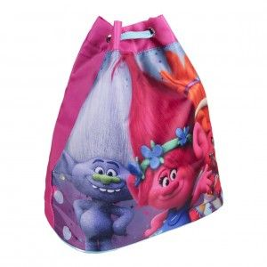 Backpack Child with the Image of the Trolls