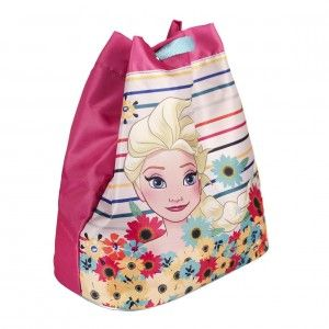 Backpack Child with an Illustration of Frozen
