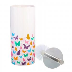 """Escobillero ceramic """"Butterfly"""""""