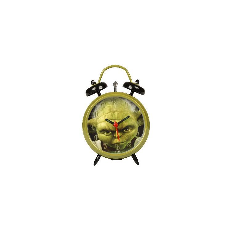 Reloj despertador con imagen Joda Star Wars