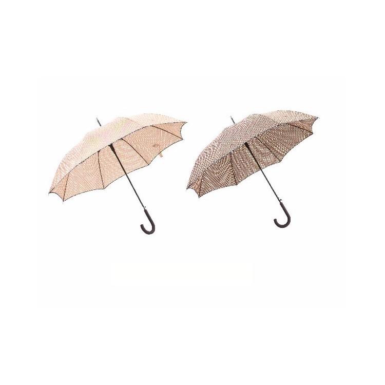 Paraguas Automático de Diseño Vintage