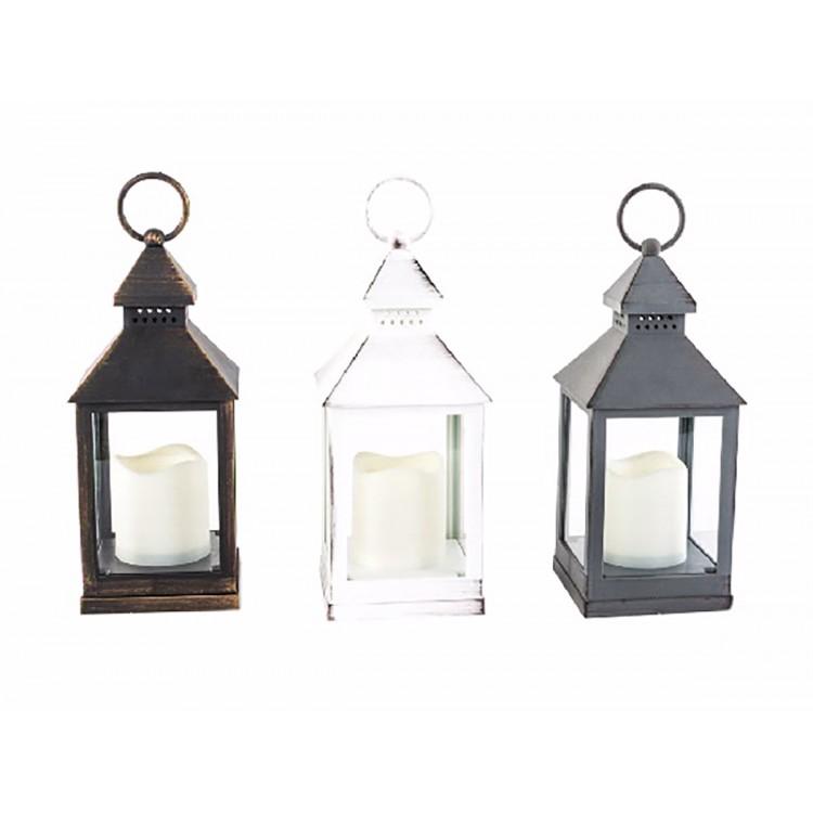Lámpara de Farola para Mesa-Jardín con Led