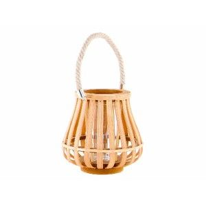 Candle holder Bamboo Natural Original Design