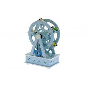 Ferris wheel Children's Musical Resin Classic Design