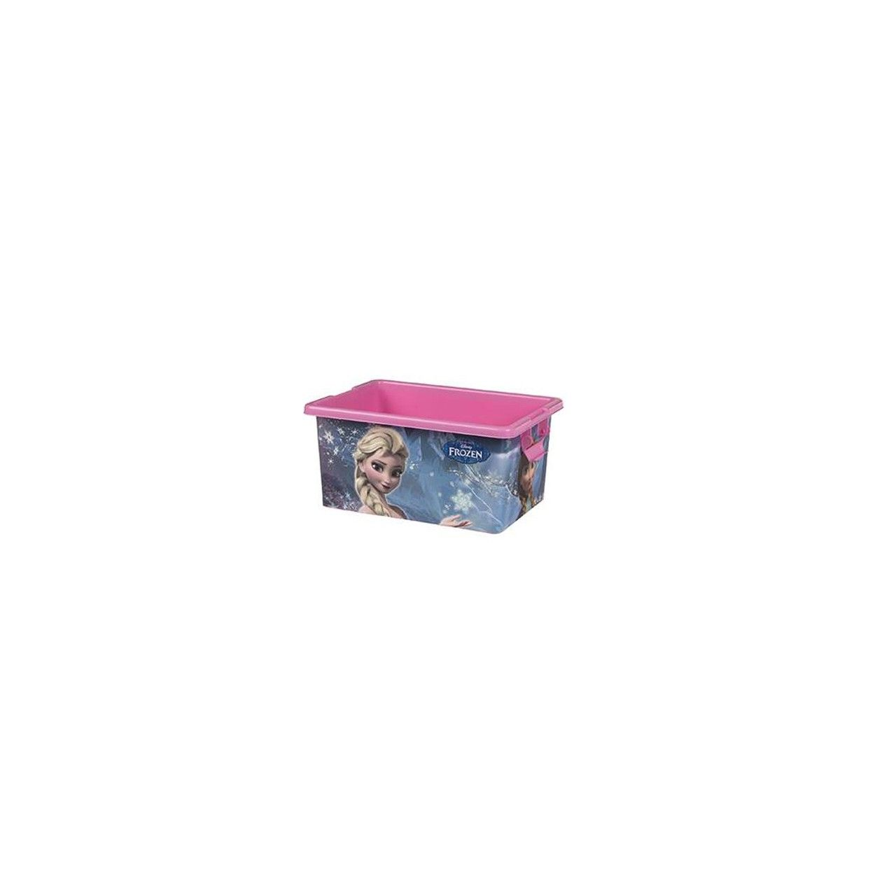 Caja infantil frozen para almacenaje hogar y m s for Caja almacenaje infantil
