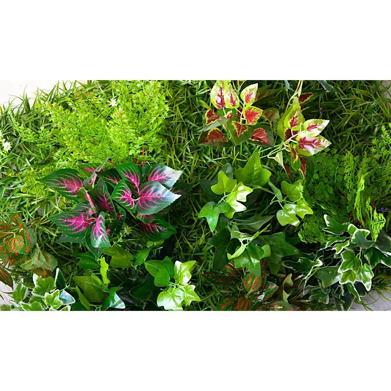 Planta artificial de ramas de hiedra para jard n vertical dos unidades hogar y m s hogar y m s - Hogar y jardin castellon ...
