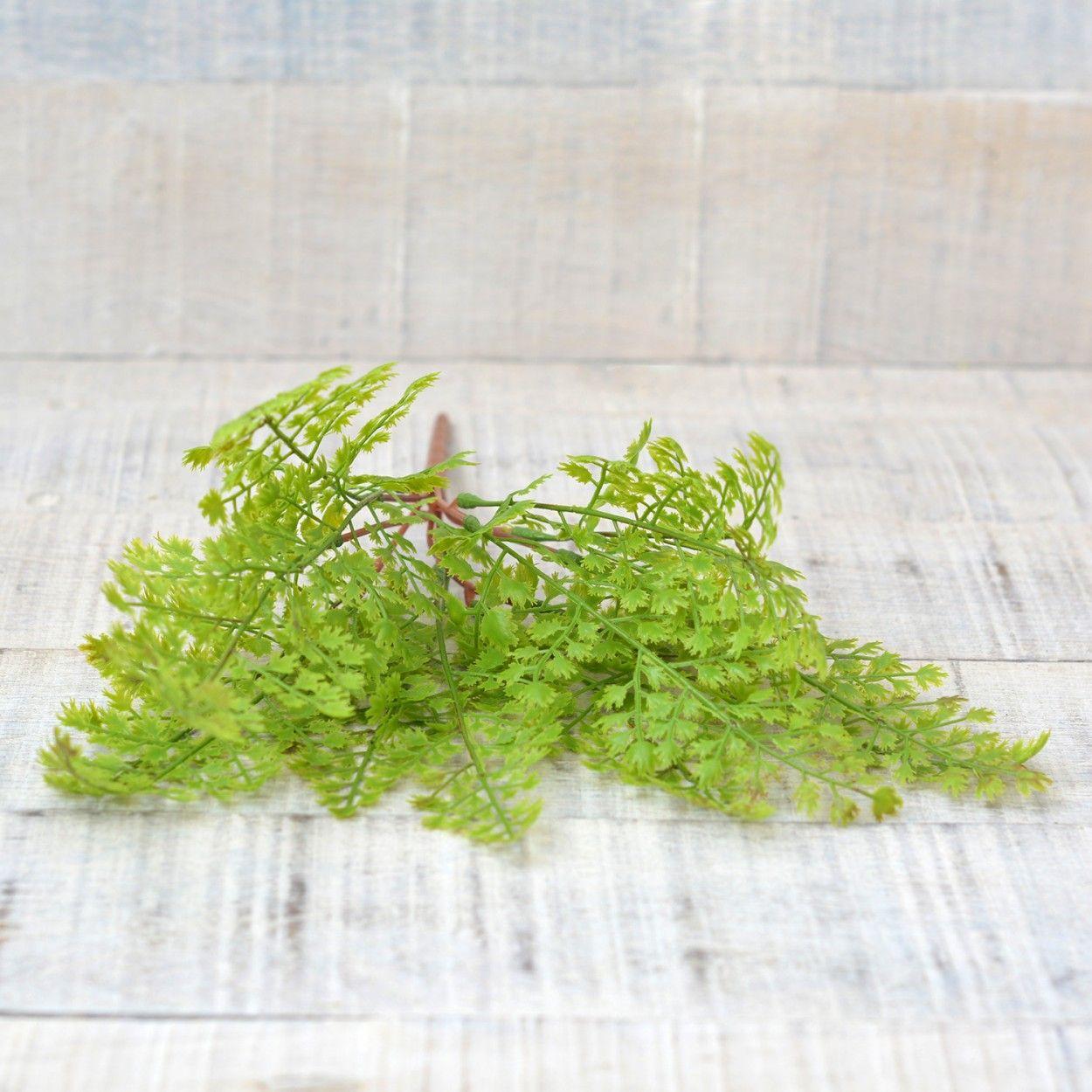 Planta artificial de ramas de helecho para jard n vertical for Hogar y jardin