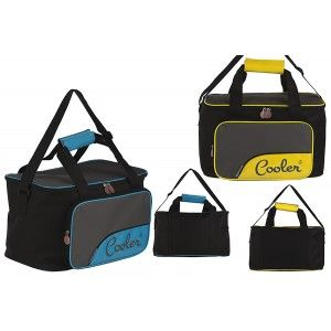 Cooler bag Beach with Handles and Zippers, Two Colors, Home and More