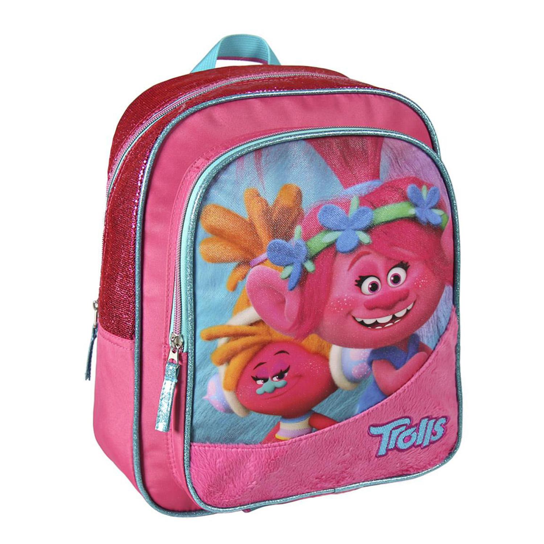 Backpack Junior Trolls Original Home and More