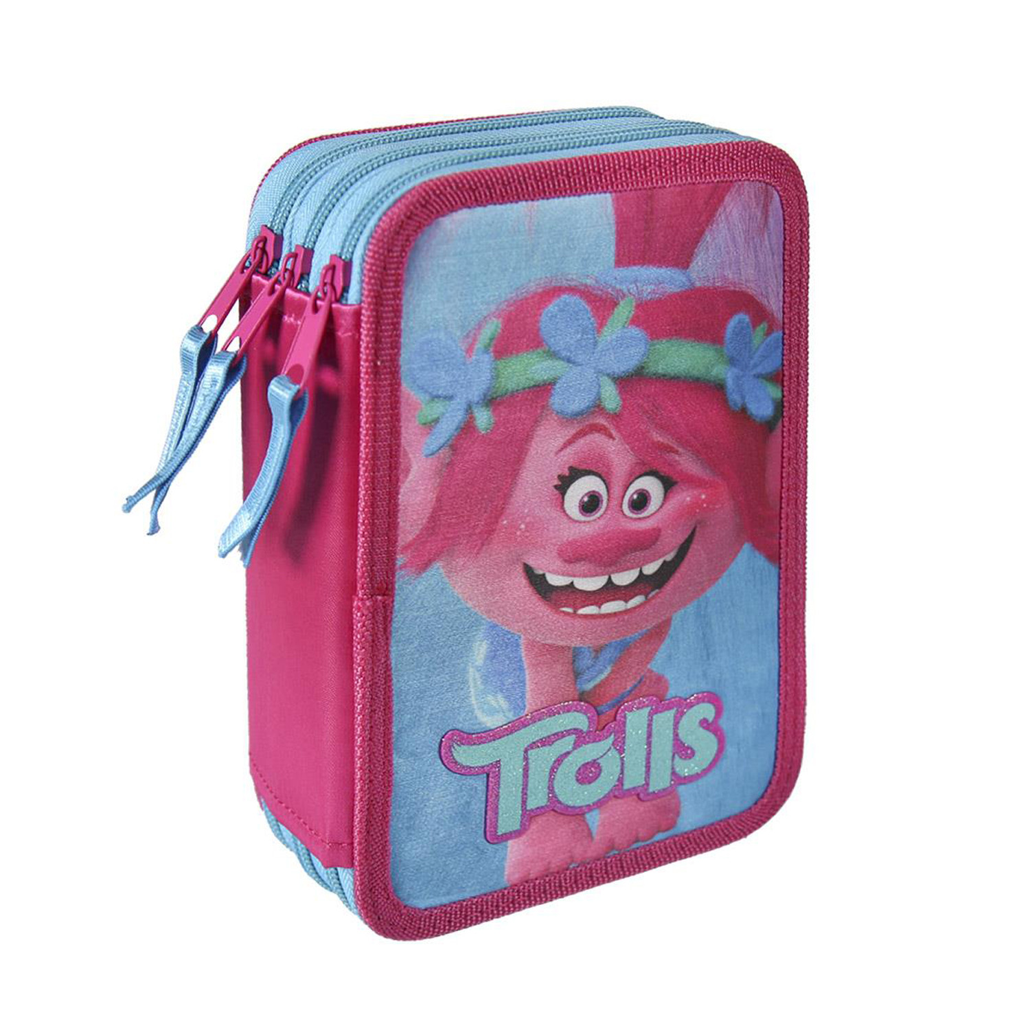 Case Case of Three Floors of Trolls Original Giotto Home and More
