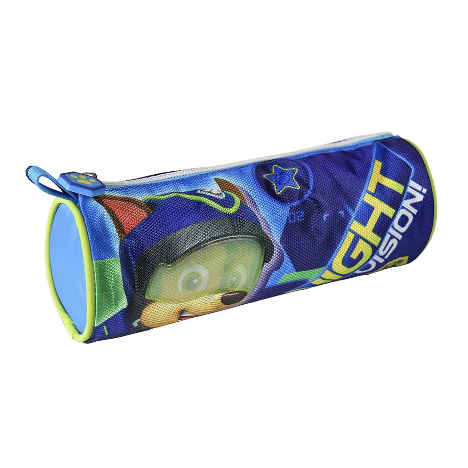 Case Cylindrical pencil case Night Vision Patrol Canine Original Home and More