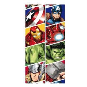 Toalla de Playa Diseño Los Vengadores Marvel Original Hogar y Más