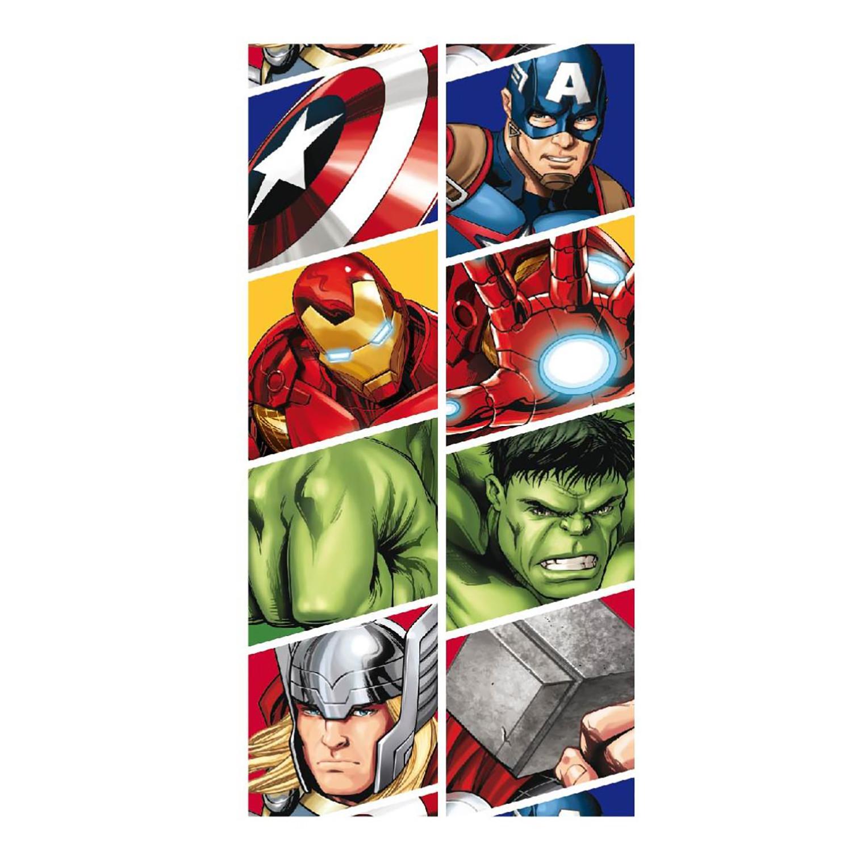 Beach towel Design The Avengers Marvel Original Home and More