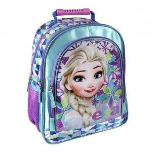 Mochila preescolar Frozen Premium
