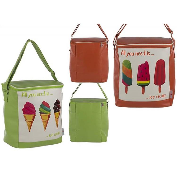 Bolsa térmica Ice Cream de colores. Hogar y mas