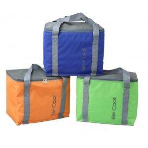 Bolsa nevera para playa con asa 3 colores diferentes Diseño moderno Hogar y mas