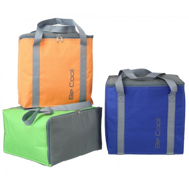 Bolsa nevera para la playa con asa 3 colores diferentes Diseño Moderno Hogar y mas