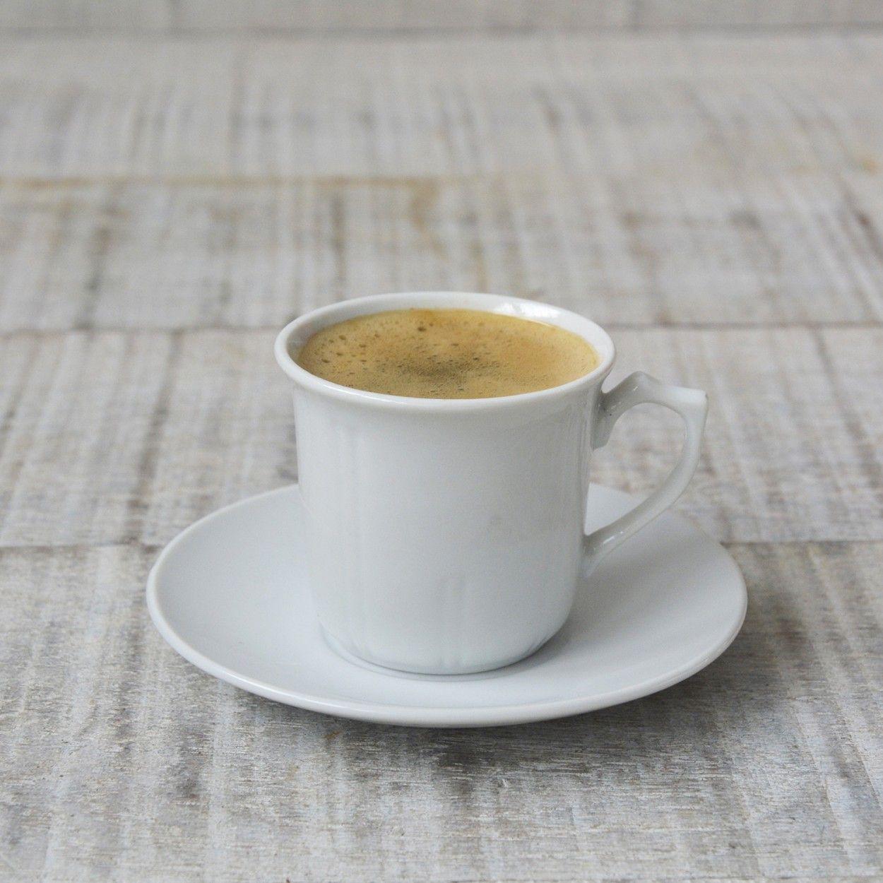 Juego de caf barista atenea cl sico 6 tazas y 6 platos 70cc cer mica hogar y mas hogar y m s - Platos ceramica colores ...
