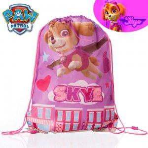 Backpack bag patrol canine. Model skye. Home and m