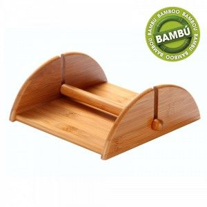 Napkin holder Bamboo 19x185x7 cm