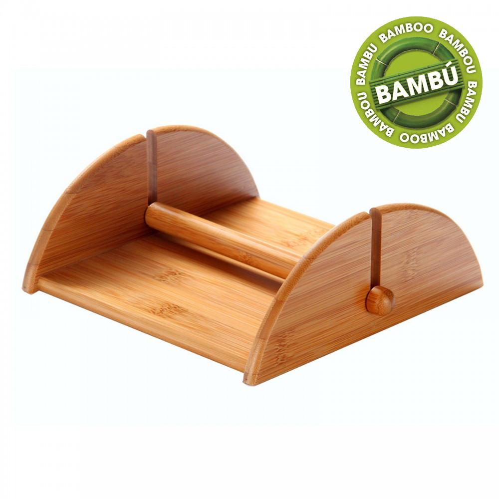 Servilletero Bambú