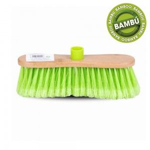 Sweep brush Bamboo (25x6x10 cm)