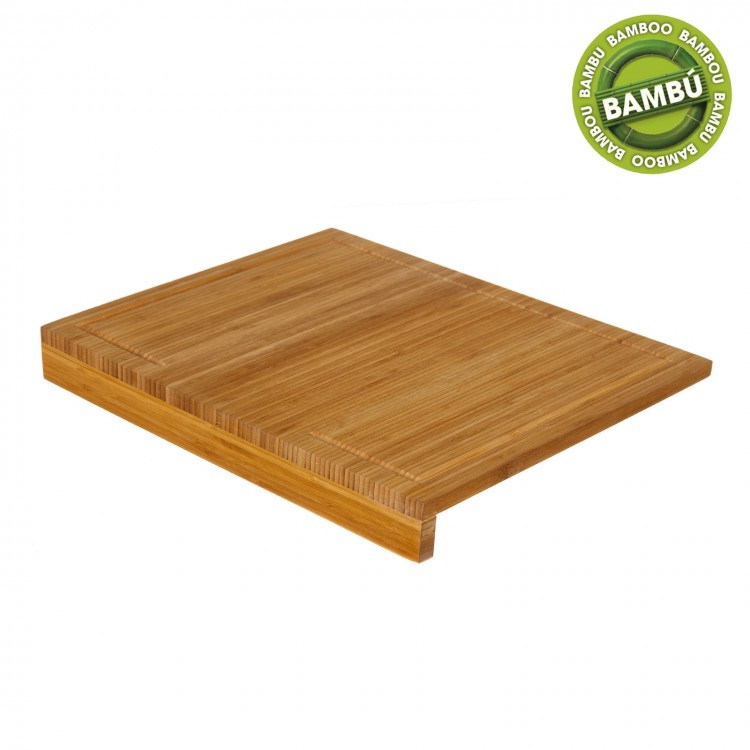 Tabla de corte blanca hogar y m s for Cortar madera con radial