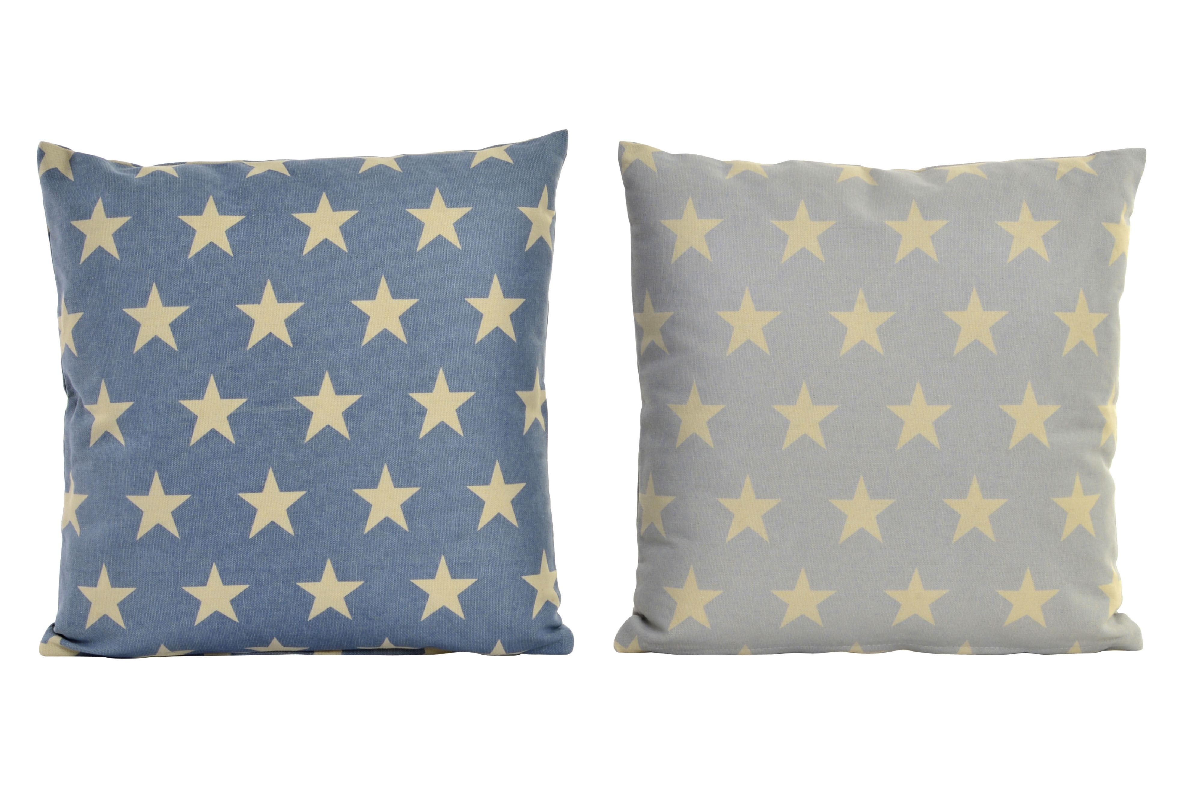 Home and more - Cushion-Cotton-Models-star. 2 colors
