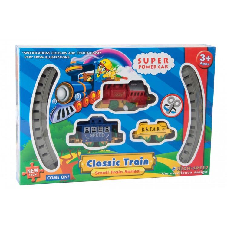Hogar y más - Juego de Trenes Infantil