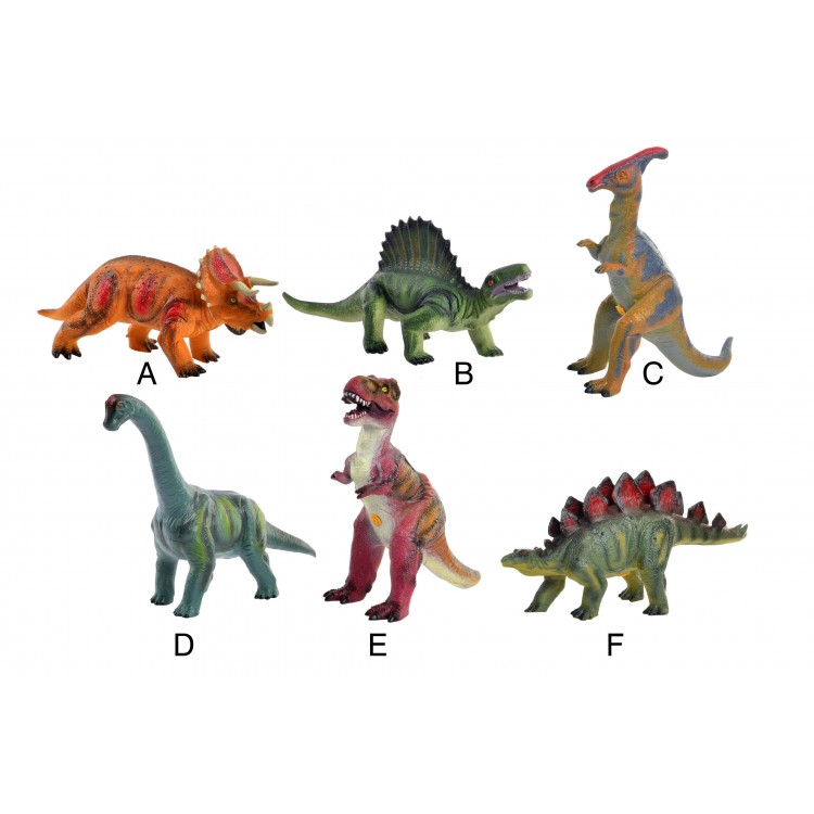 Hogar y más - Dinosaurios de Juguete. 6 modelos