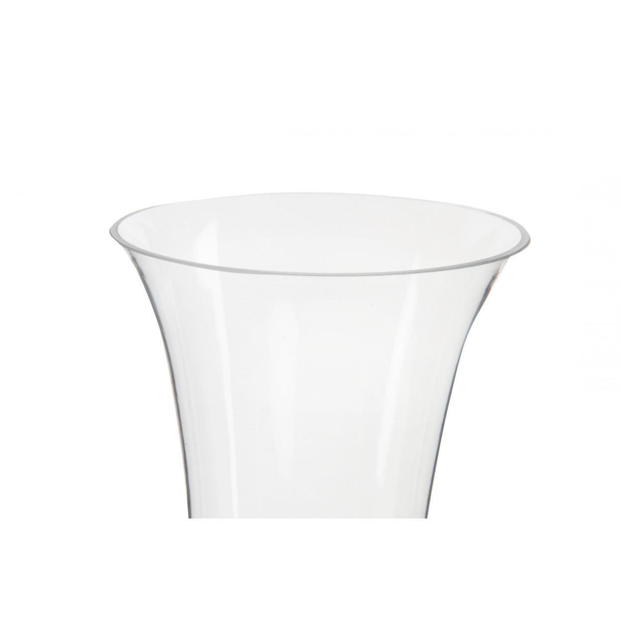 Hogar y m s jarr n de cristal para decoraci n hogar y m s for Jarron cristal decoracion