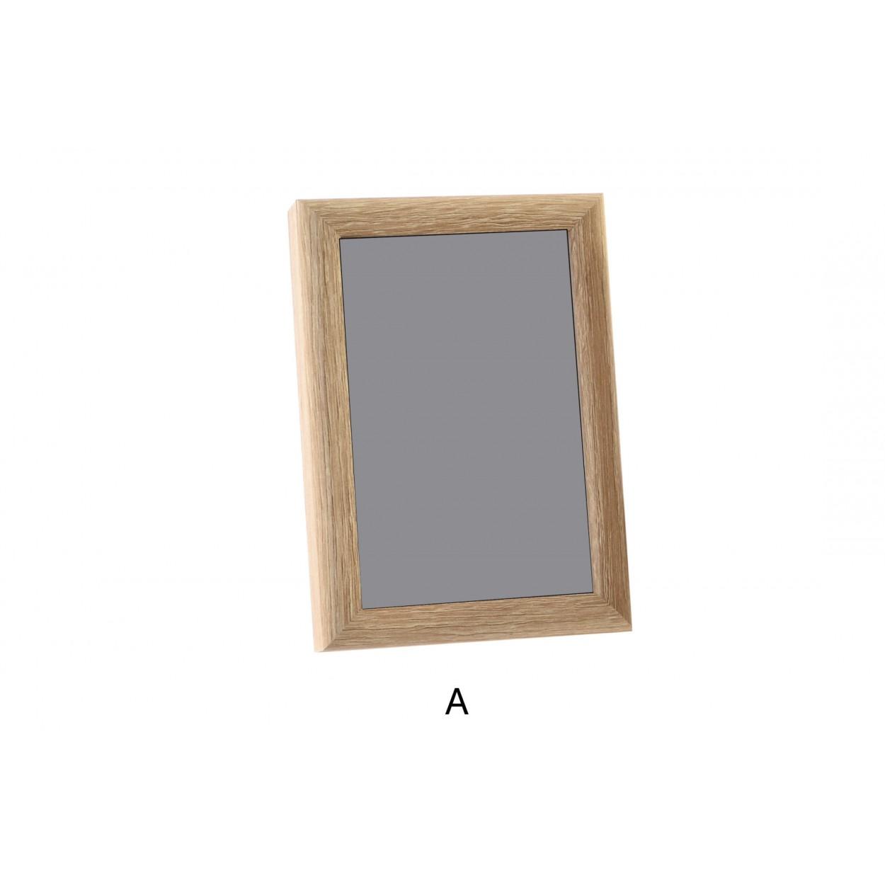 Hogar y m s marco de fotos de madera 3 tonos hogar y m s - Marcos fotos madera ...