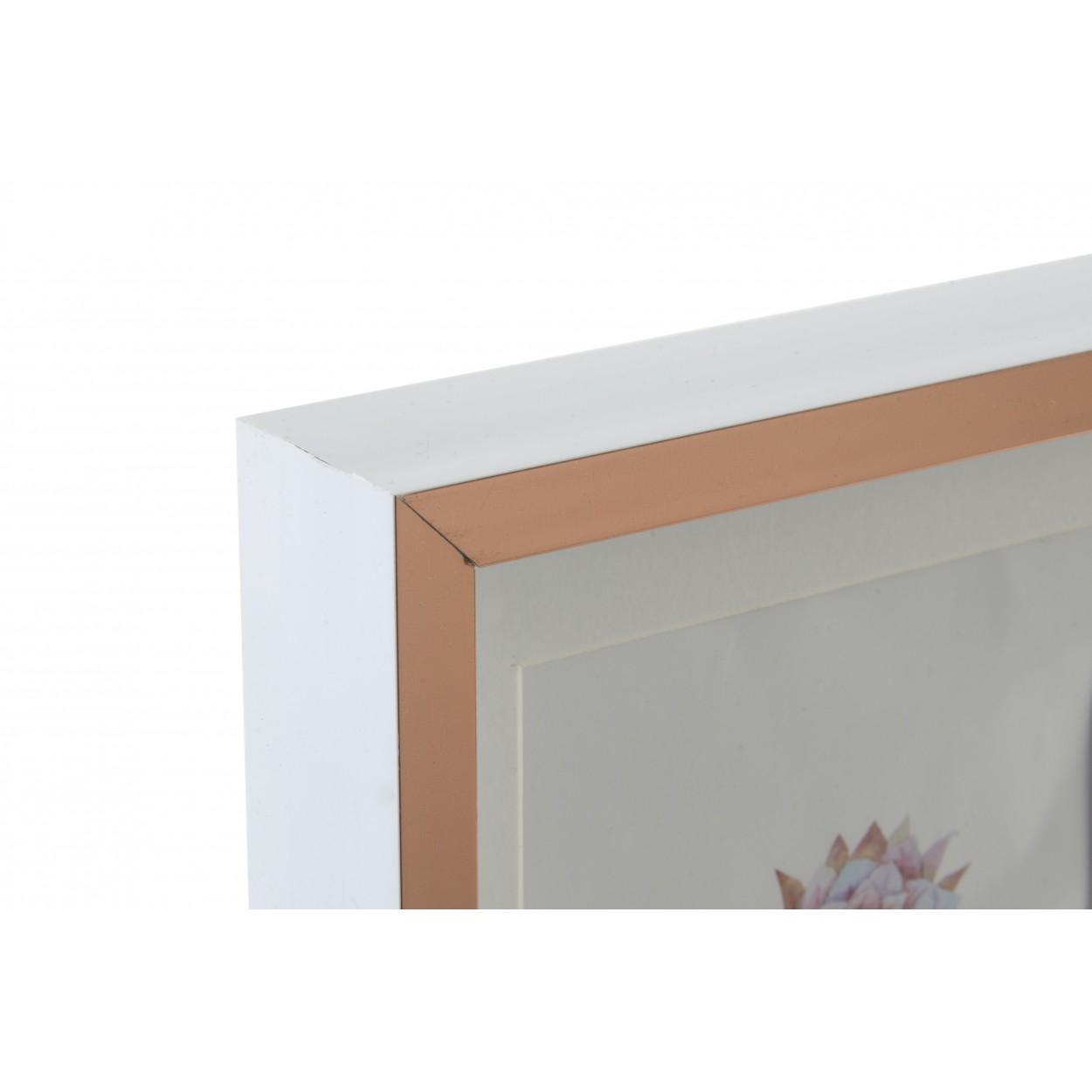 Hogar y m s marco multifotos de pvc para pared hogar y m s - Marcos para pared ...