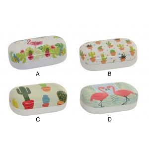 Home and more - carrying Case for contact lenses. 4 models
