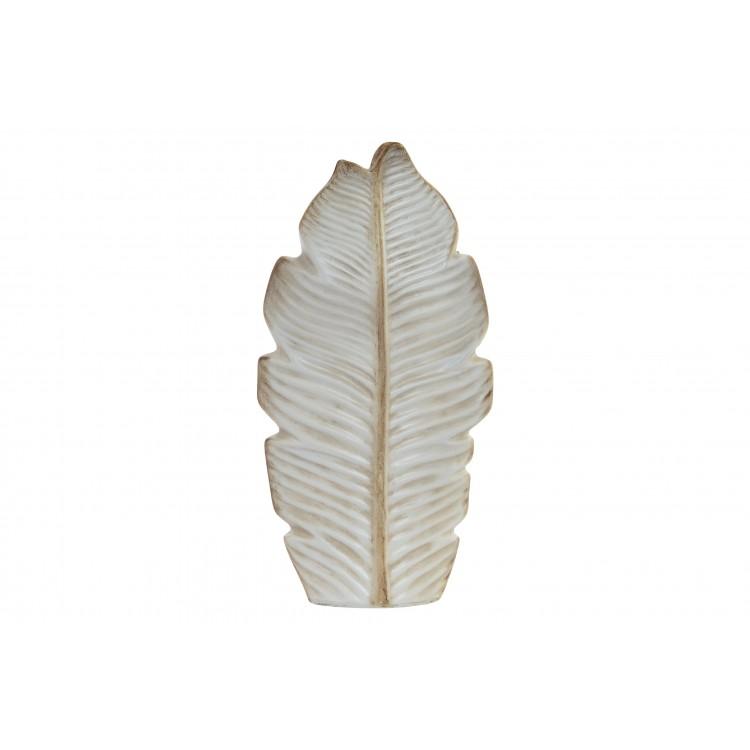 Hogar y más - Hoja de Resina para decoración de color Blanco