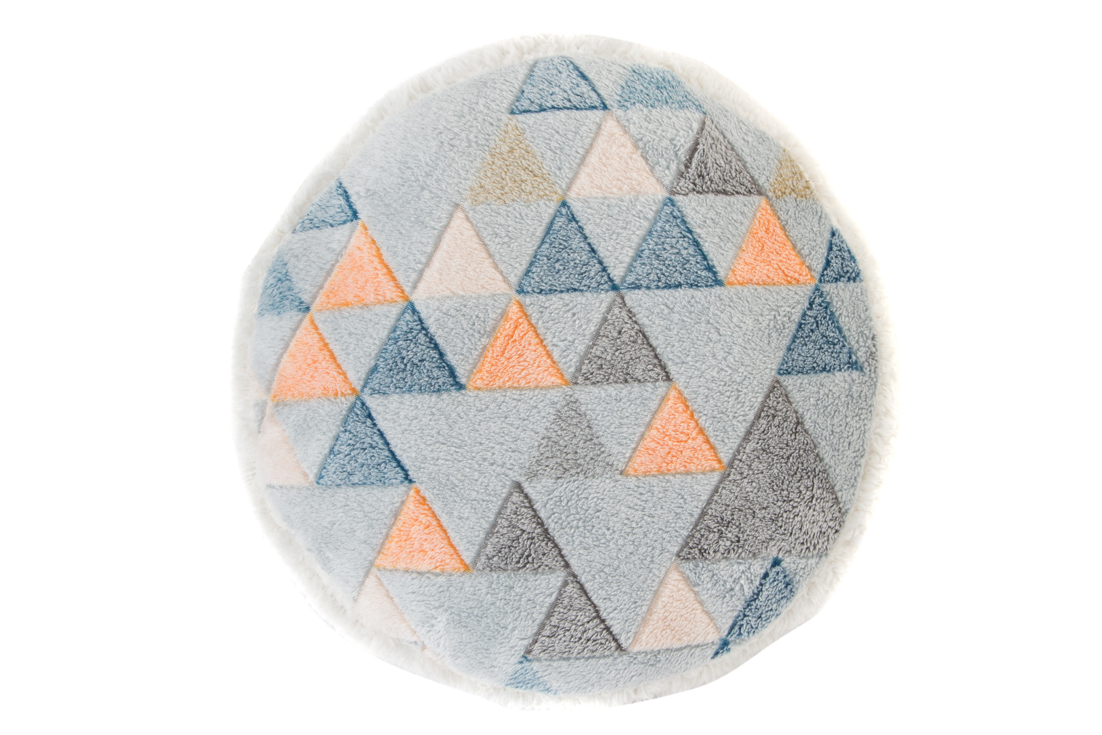 Home and more - Cushion-round design-triangles