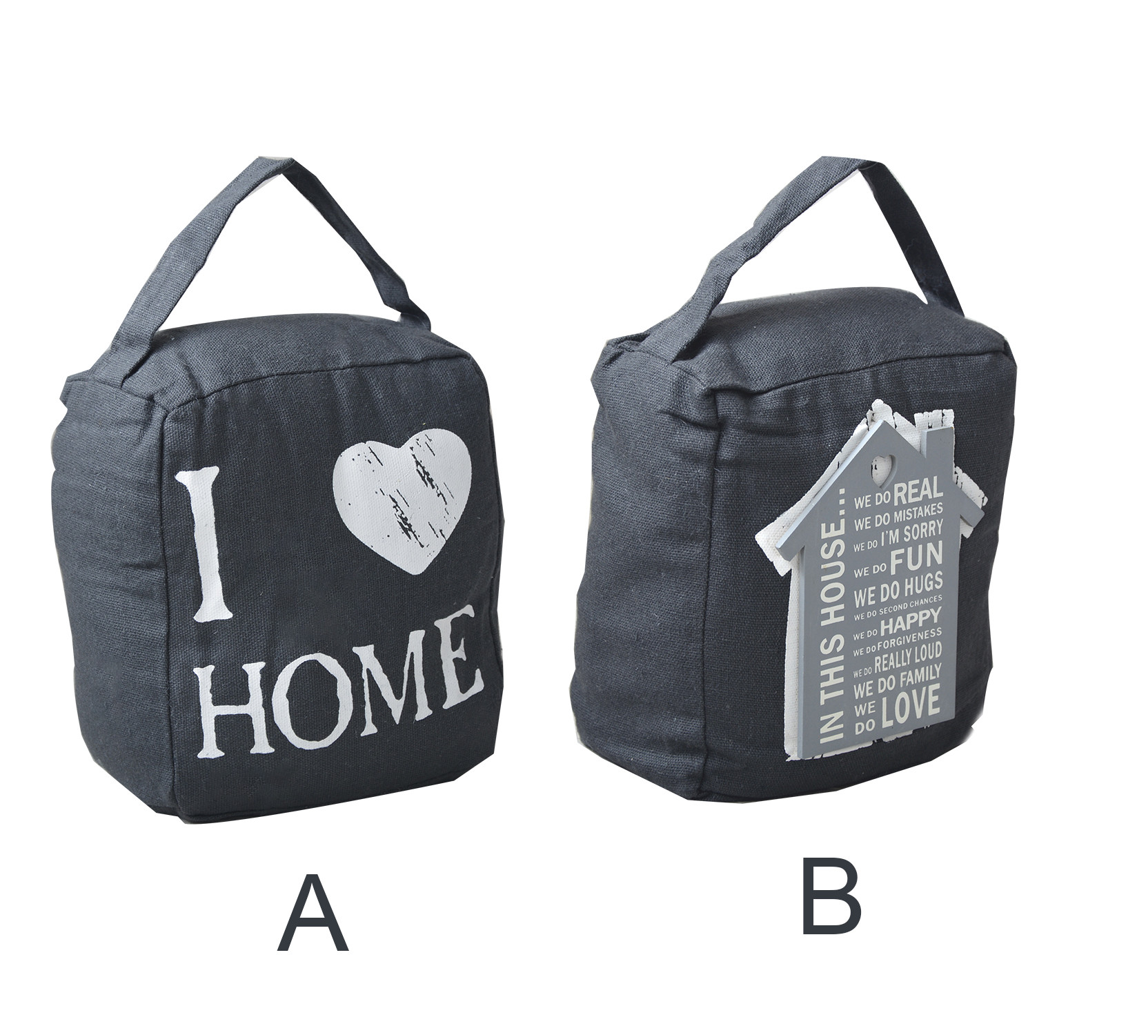 Subject door Bag I LOVE HOME - Home and more
