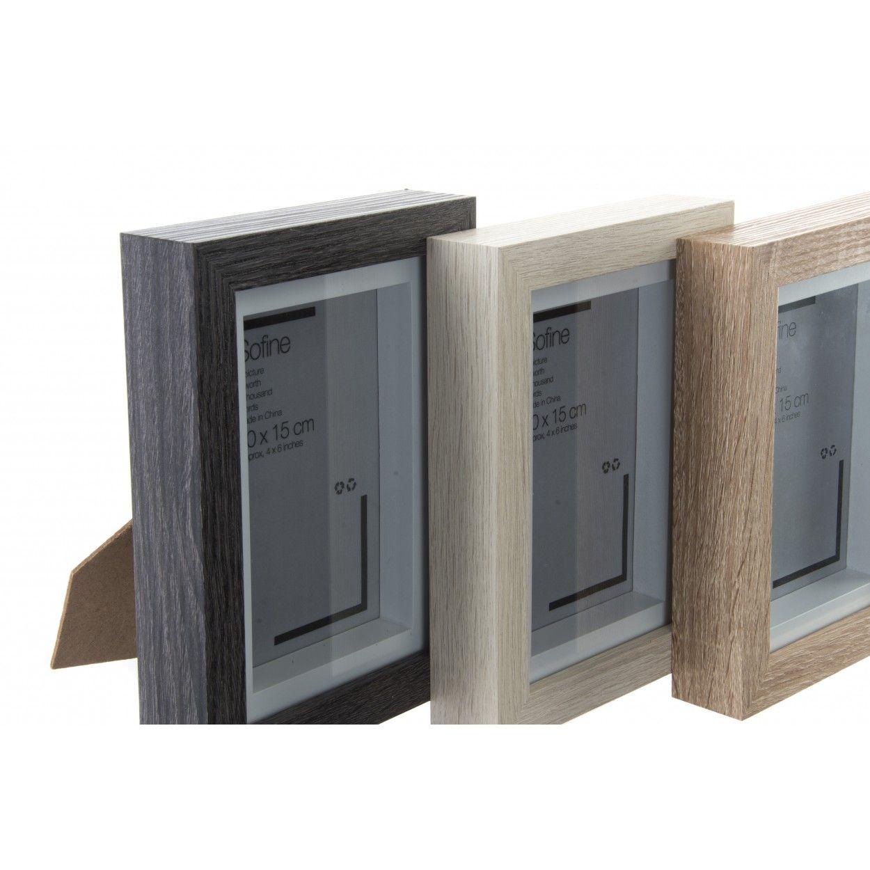Comprar marcos de fotos de madera pequeños